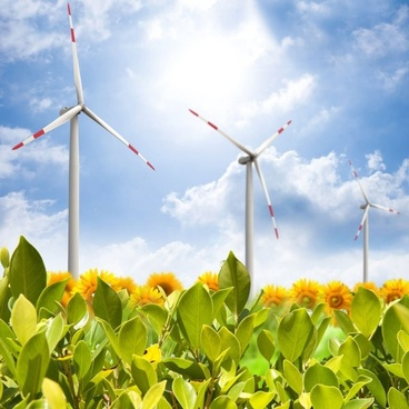 ecology and wind power 05 hd pictures