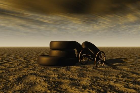 ecology ecologic desert