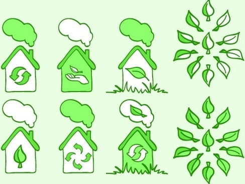 Ecology Icon Set 3