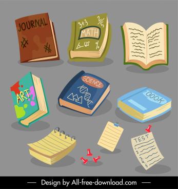 education design elements books sketch classic 3d