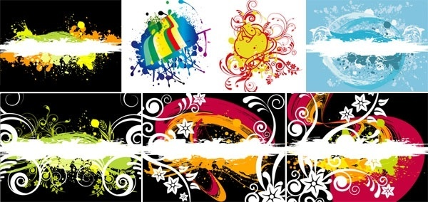 effect of the trend pattern vector and inkjet