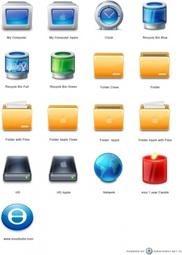 eico Icons icons pack