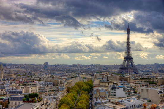 Paris Eiffel Tower France Free Stock Photos Download