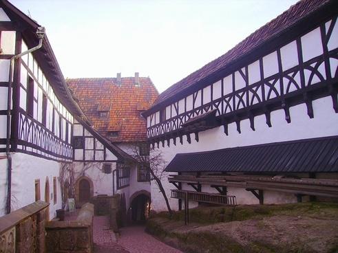 eisenach germany buildings