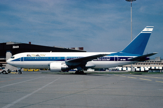 el al israel airlines boeing 767 258 4x eac8622974