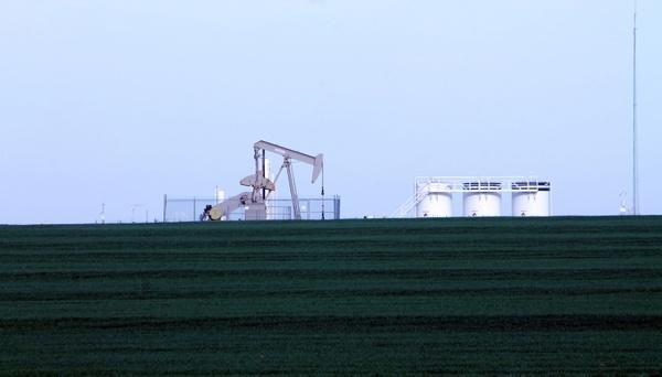 el reno oklahoma oil rig