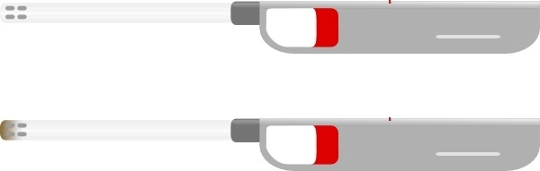 Electric Lighter clip art