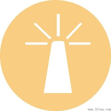 electrical towers small icon vector