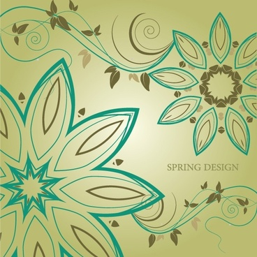 elegant background pattern 01 vector