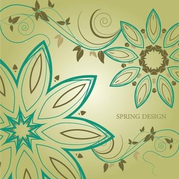elegant background pattern 01 vector