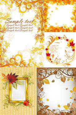 Free elegant border design vector wedding free vector ...
