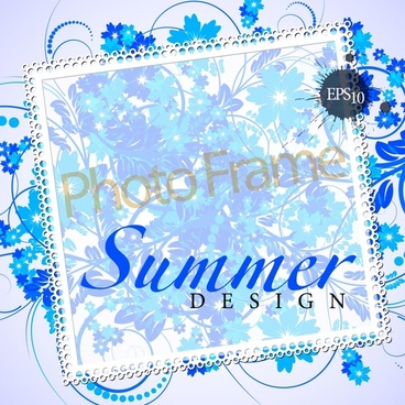 elegant decorative border pattern vector