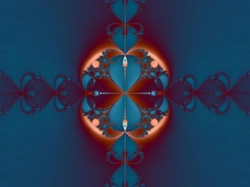 elegant fractal