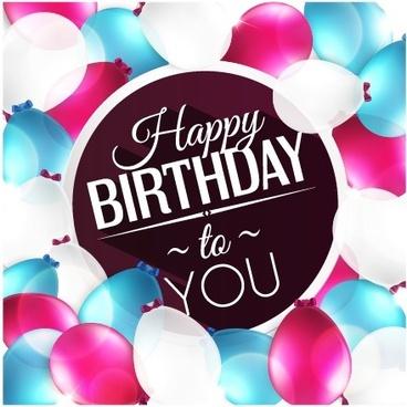 Happy Birthday Elegant Free Vector Download 8 922 Free Vector For