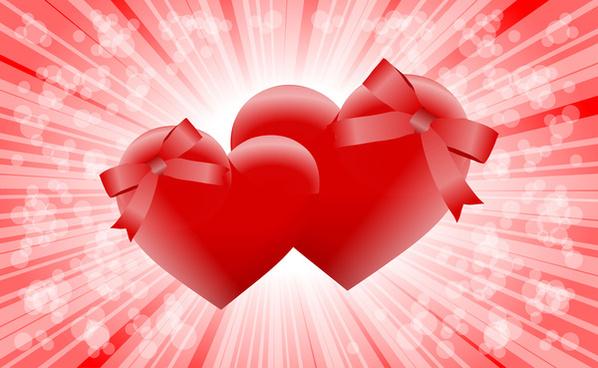 elegant valentine background graphic