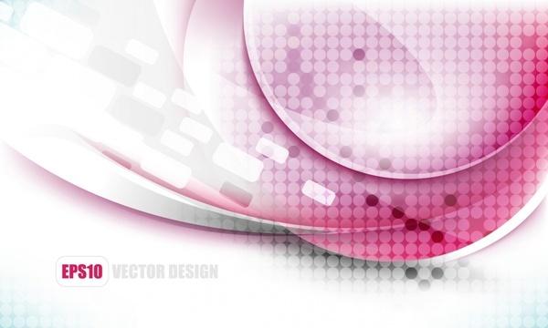 elegant vector background flow lines