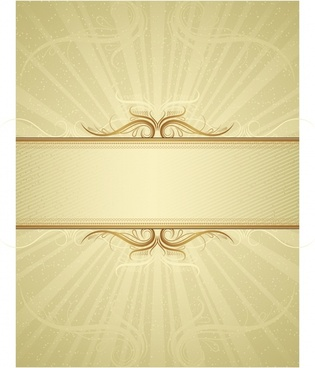 decorative background elegant classical symmetric decor