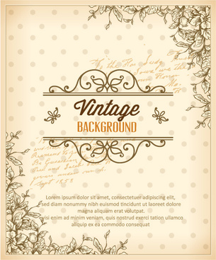 Unduh 91 Background Art Design Vintage Terbaik