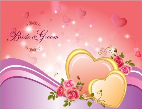 Wedding Background Free Vector Download 52561 Free Vector