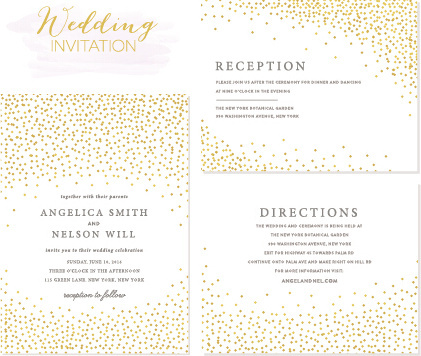 Elegant invitation free vector download 4523 free vector for elegant wedding invitations creative vector stopboris Image collections