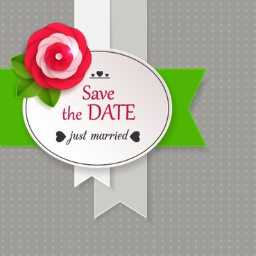 Elegant wedding invitation background free vector download 48021 elegant wedding invitations design vector stopboris Choice Image
