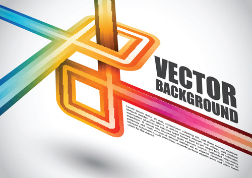 elements of business style vector backgorund