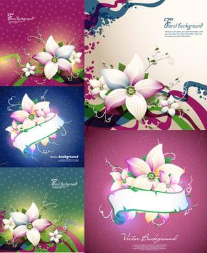 elements of floral design background