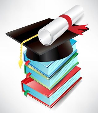 Graduation Cap Free Vector Download 419 Free Vector For