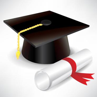 graduation cap logo free vector download 68 259 free vector for