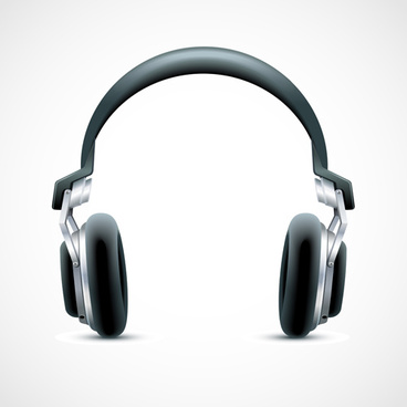 vector headphones free vector download 229 free vector for rh all free download com  dj headphones vector free download