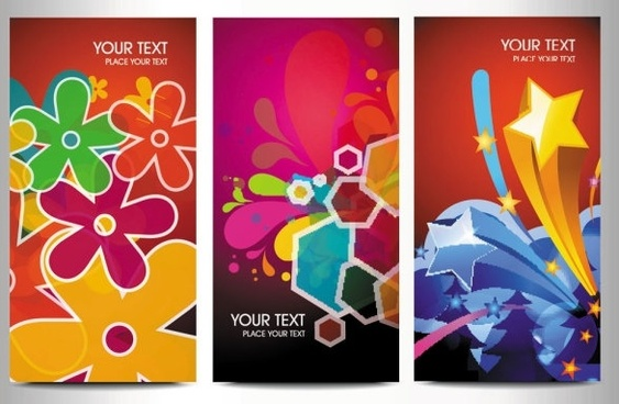 elements of the trend brilliant 01 vector
