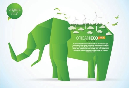 elephant clip art of paper