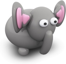 ElephantPorcelaine