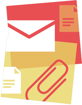 email and files attachment