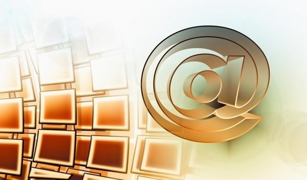 e-mail computer internet
