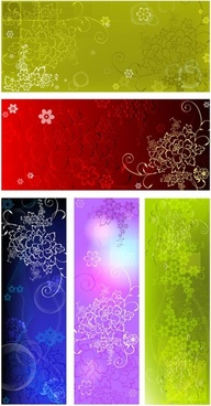 embossed flower background background