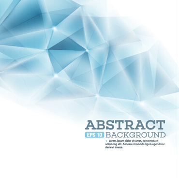 embossment geometric shapes background vector