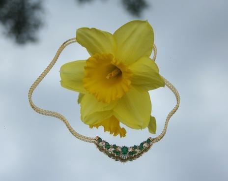 emeralds necklace jewelry