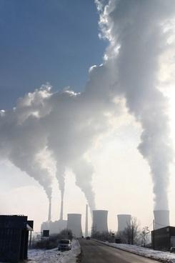 emissions pollution smoke