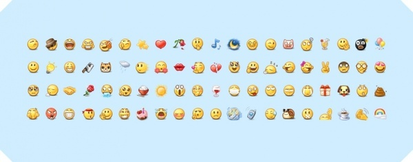 Emoticons icons pack