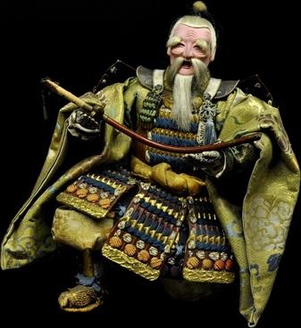 emperor samurai warrior