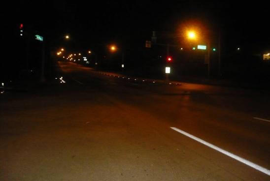 empty night highway 2