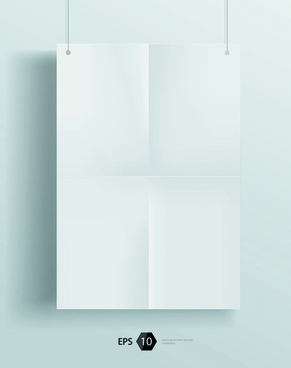 empty paper backgrounds art vector