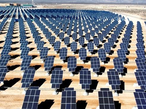 energy landscape desert