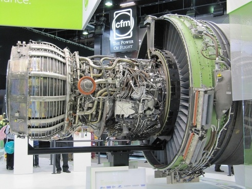 engine technology aircraft