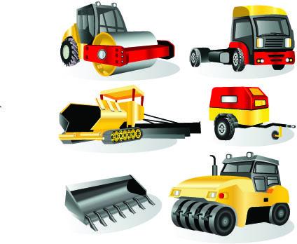 engineering transport design vector