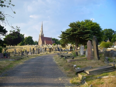 england birmingham cemetery