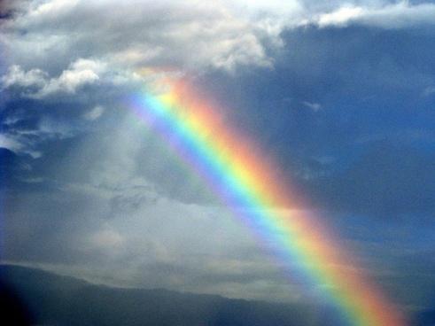 enhanced rainbow