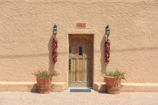 entrance door wall