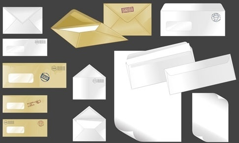 envelope 01 vector
